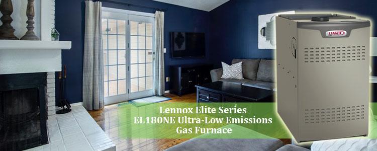 Lennox Elite Series EL180NE Ultra-Low Emissions Gas Furnace